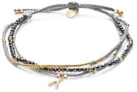 Tai Wishbone Thread Bracelet