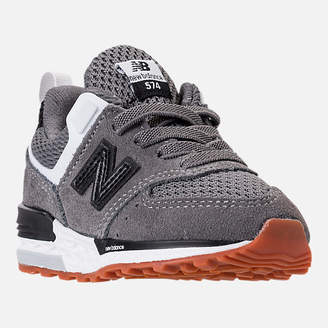 New Balance Boys' Toddler 574 Sport Casual Shoes