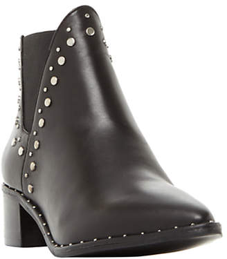5d5f12853e9 at John Lewis and Partners · Steve Madden Doruss Studded Ankle Chelsea Boots