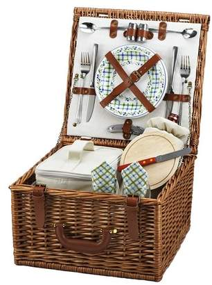 Picnic at Ascot Cheshire Basket for Two in Gazebo