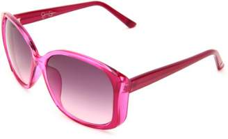 Jessica Simpson Women's J565 Square Sunglasses
