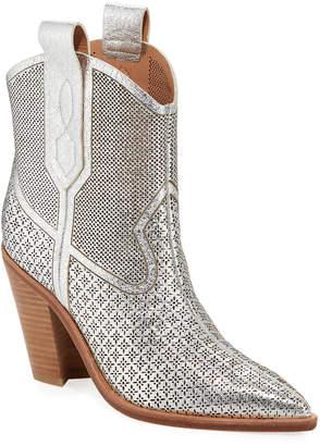 Sigerson Morrison Karka 90mm Cowboy Boots