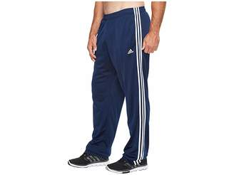 adidas Big Tall Essentials 3-Stripes Regular Fit Tricot Pants