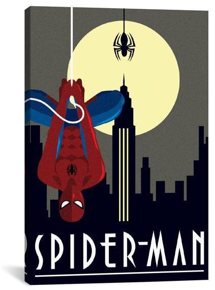 Marvel Comics SPIDER MAN MINIMALISTIC