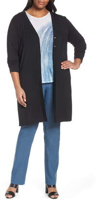 Nic+Zoe Ease Long Cardigan