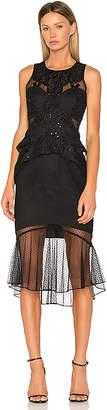 Thurley Poppy Midi Dress