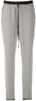 M·A·C Mara Mac textured trousers