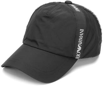 5b4e24c6289 Emporio Armani Hats For Men - ShopStyle UK
