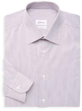 Brioni Stripe Cotton Shirt