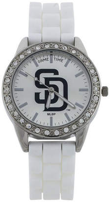 Game Time Women's San Diego Padres Frost Watch
