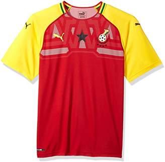 Puma Mens Gfa Ghana Home Shirt Replica SS