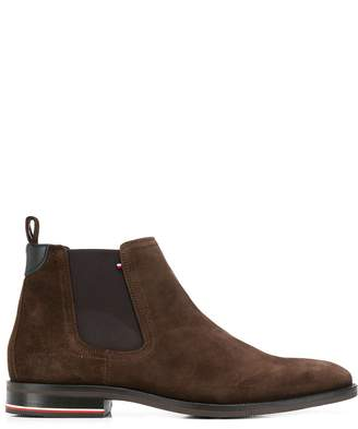 Tommy Hilfiger elasticated side panel boots