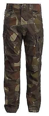 G Star Men's Roxi Camo Cargo Pants