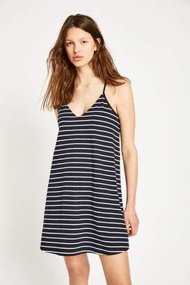 Jack Wills Dress- Brondesbury Striped Jersey Swing