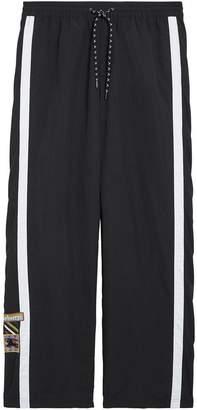 Burberry Stripe Jersey Track Pants