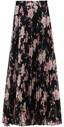 Dorothy Perkins Womens *Jolie Moi Black Floral Print Maxi Skirt