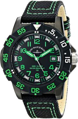 Zeno Men's 6709-515Q-A18 Divers Analog Display Quartz Watch