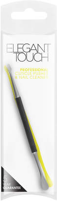 Elegant Touch Professional Cuticle Pusher and Nail Cleaner
