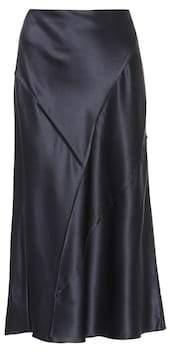 Vince Silk skirt