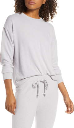 Socialite Elbow Hearts Sweatshirt