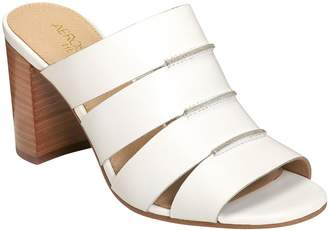 Aerosoles Slip-On Sandals With Cutouts - Sky High