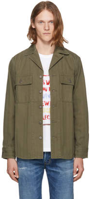Visvim Green Willard Jacket