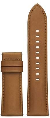 Michael Kors Grayson 24mm Leather Watch Strap