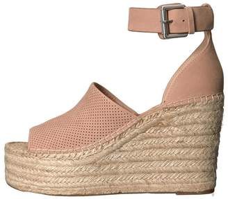 Marc Fisher Natural Perforated Wedge