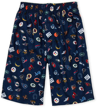 New York Jets (Boys 8-20) NFL Team Fleece Pajama Shorts