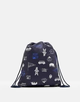 Joules Clothing Rubber Drawstring Bag