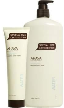 AhavaMineral Body & Hand Cream Duo ($78.00 Value)