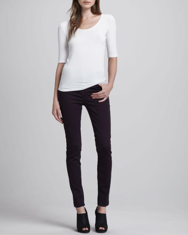 J Brand Jeans Maria High-Rise Skinny Jeans, Jaipur