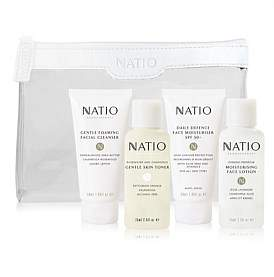 Natio Aromatherapy Travel Essential Set