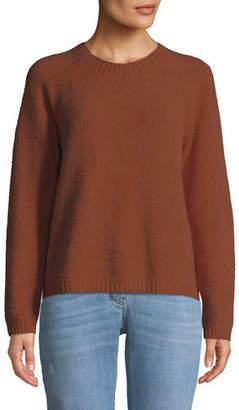 Eileen Fisher Organic Soft Cotton Sweater, Petite