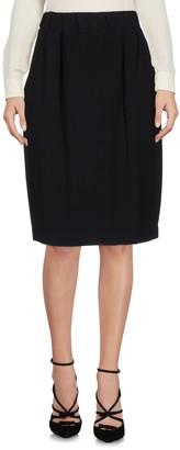 Odeeh Knee length skirts - Item 35328166SR
