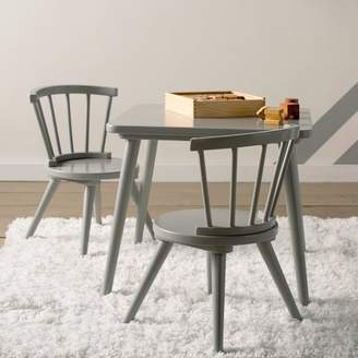 Viv + Rae Justine Windsor 3 Piece Table and Chair Set by Delta