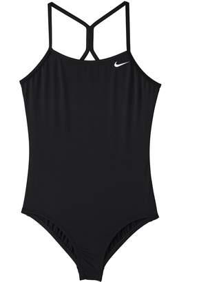 41d14af87bebc Nike Girls 7-16 Crossback One-Piece Swimsuit