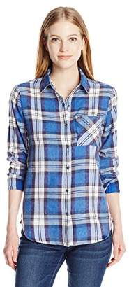 Rip Curl Junior's Monroe Plaid Shirt