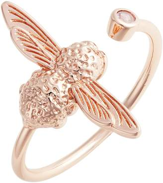Olivia Burton Bejeweled Bee Open Ring