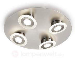 Alida LED-Deckenleuchte 4-flammig