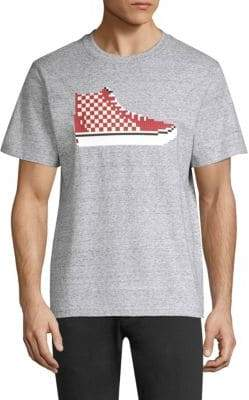 Mostly Heard Rarely Seen High-Top Graphic Tee