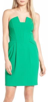 Women's Adelyn Rae Rosalyn Sheath Dress $94 thestylecure.com