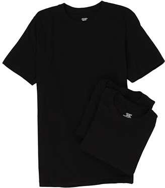 Jockey Cotton Crew Neck T-Shirt 3-Pack