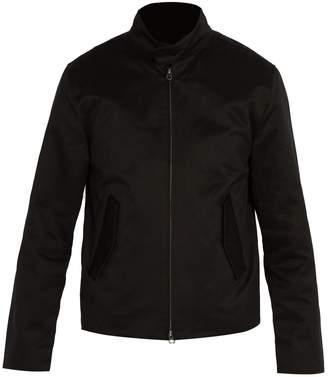 Saturdays NYC Harrington pima-cotton jacket