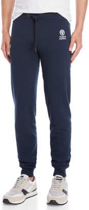 Franklin & Marshall Navy Uni Fleece Sweatpants