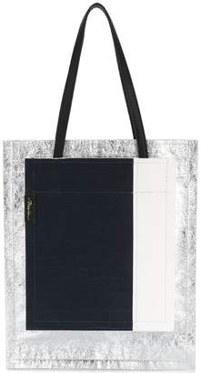 3.1 Phillip Lim Accordian shopper tote