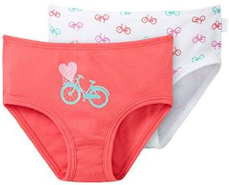Schiesser Girl's Knickers - Multicoloured - 8-9 Years