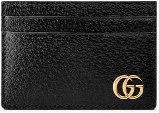 Gucci Money Clip GG Marmont Black