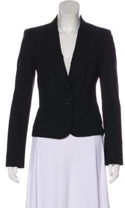 Dolce & Gabbana Structured Wool Blazer