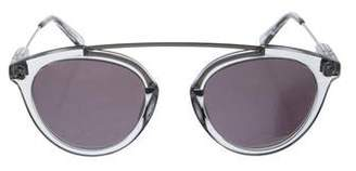 Westward Leaning Westward\\Leaning Round Mirrored Sunglasses w/ Tags